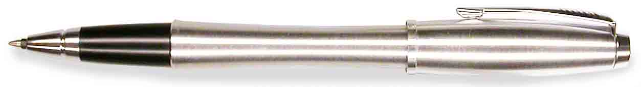 Parker Urban Stainless Steel Chrome Trim Rollerball